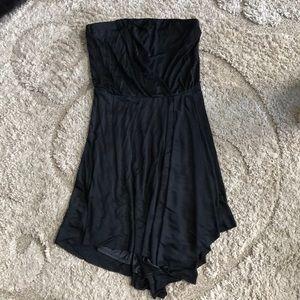 White House Black Market Assymetrical Dress